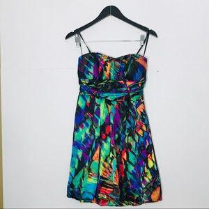 Dresses - 💃🏽MAKE OFFER💃🏽 Cocktail Prom Strapless Dress